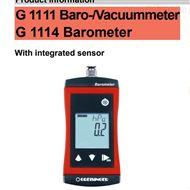 G1114德国Greisinger真空表手持式压力表