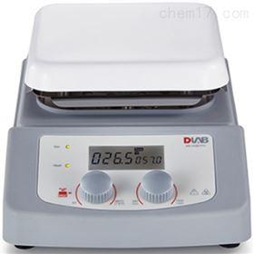 MS-H380-Pro北京大龙6寸方盘加热型磁力搅拌器