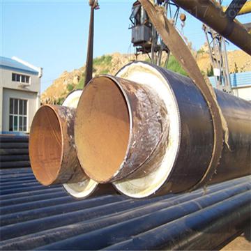 27-1220厂家制作发泡聚氨酯直埋保温管,管道施工