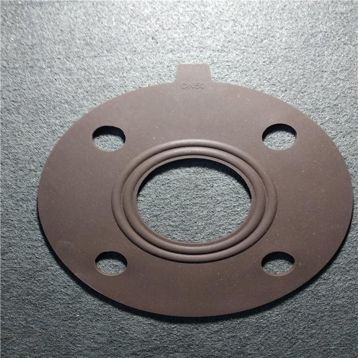 RR面法兰氟橡胶垫片