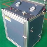 散热器爆破试验系统