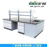 山東實驗室家具-鋼木實驗臺