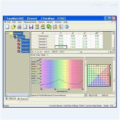 HunterLab EasyMatch QC颜色检测管理软件