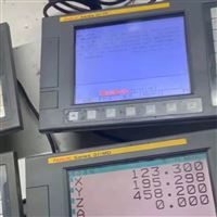 FANUC发那科显示屏启动卡在开机画面不动
