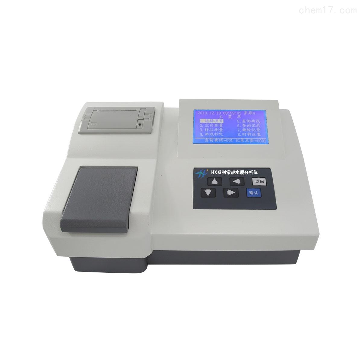 HX-COD-505型COD测定仪.docx