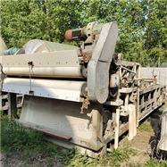 2.5米*7米转让二手2.5米广州绿丰带式压滤机