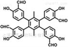 4',5'-bis(3-formyl-4-hydroxyphenyl)-4,4''-dihydrox
