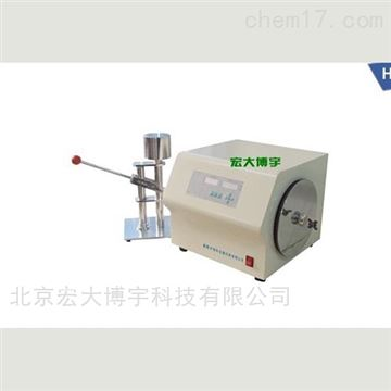 粘結指數測定儀 煉焦用煤的粘結能力測定