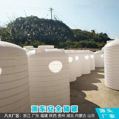50吨PE储罐私人定制