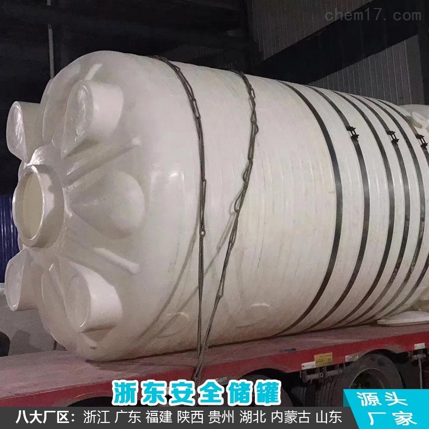 25吨污水储罐质量