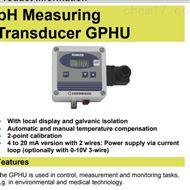 GPHU 014 MPGreisinger格瑞星PH变送器