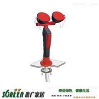 鑫广潍坊实验室双口洗眼器,紧急喷淋装置