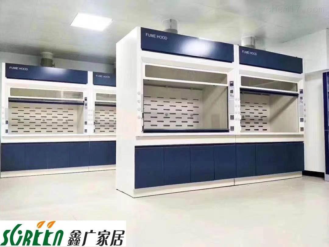 潍坊济南烟台实验室家具,落地通风柜