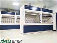 鑫广潍坊济南烟台实验室家具,落地通风柜