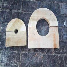 防腐 空调水管道支架木哈弗