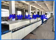 BQT系列高温烧结隧道窑 全自动气体保护推板炉