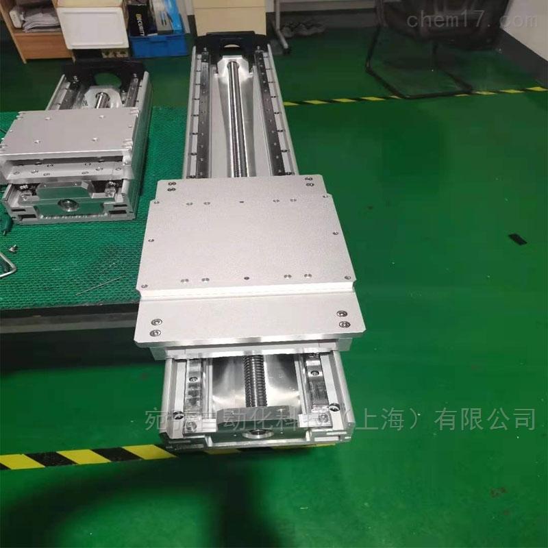 上海丝杆半封闭模组