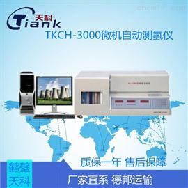 TKCH-3000微機自動測氫儀