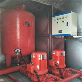 地埋型消防增压供水设备