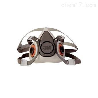 自吸過濾式防毒面具3M
