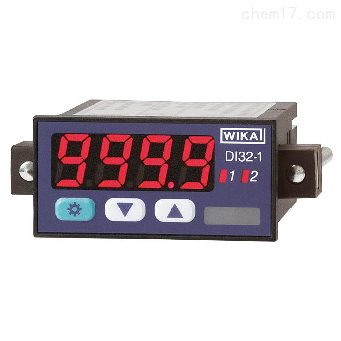 WIKA威卡多功能数字显示仪DI32-1
