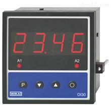WIKA威卡面板安装式数显仪DI30