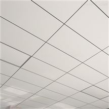 岩棉吸音天花板安装效果