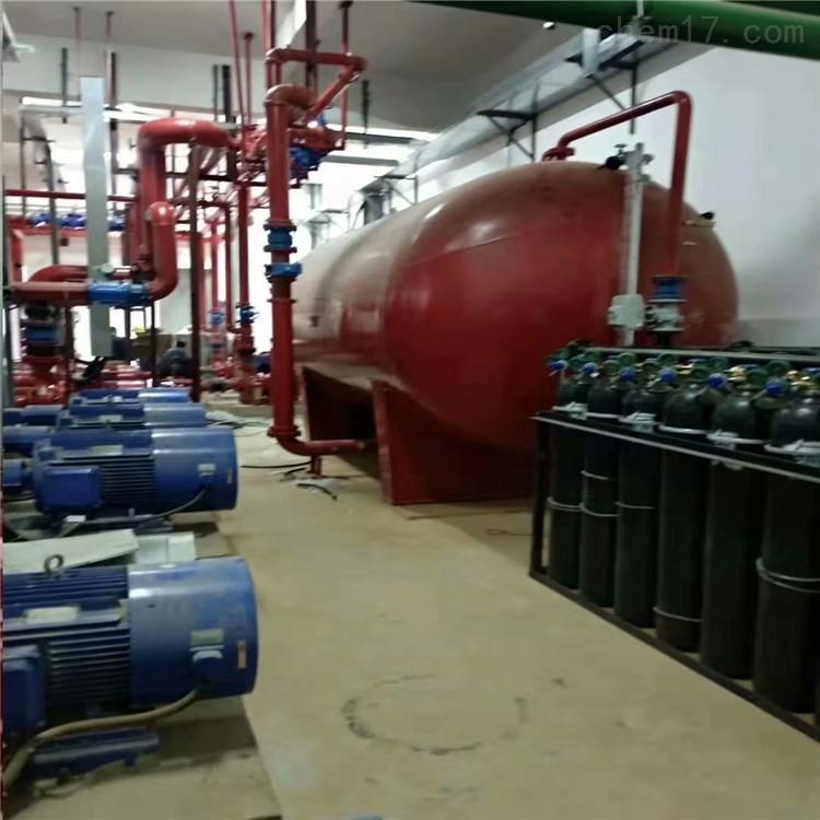 甘肃省消防气体顶压设备厂家
