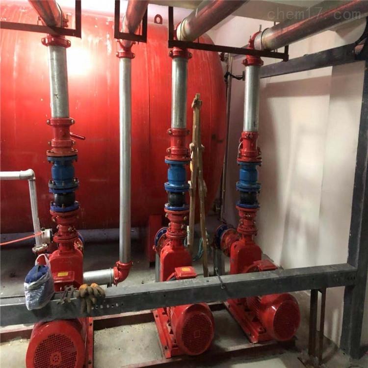 广西消防气体顶压给水设备报价