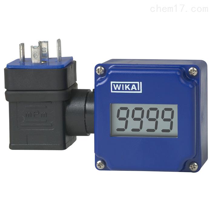 WIKA威卡用于变送器的附加式数显仪A-AI-1