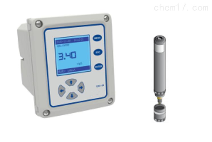 膜法余氯\总氯\二氧化氯分析仪