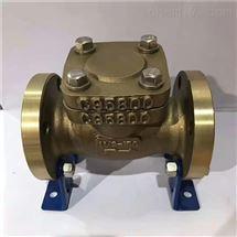 H44WC95800镍铝青铜止回阀