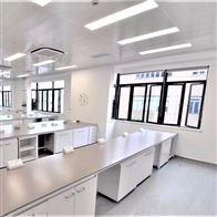 实验台生产厂家-实验工作台-带试剂架边台