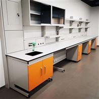NZ-01实验室工作台钢木实验台