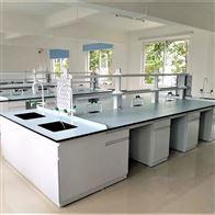 YJQ26山东实验室操作台全钢实验台安装