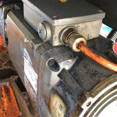 当天解决机床西门子828D主轴电机通信接口故障