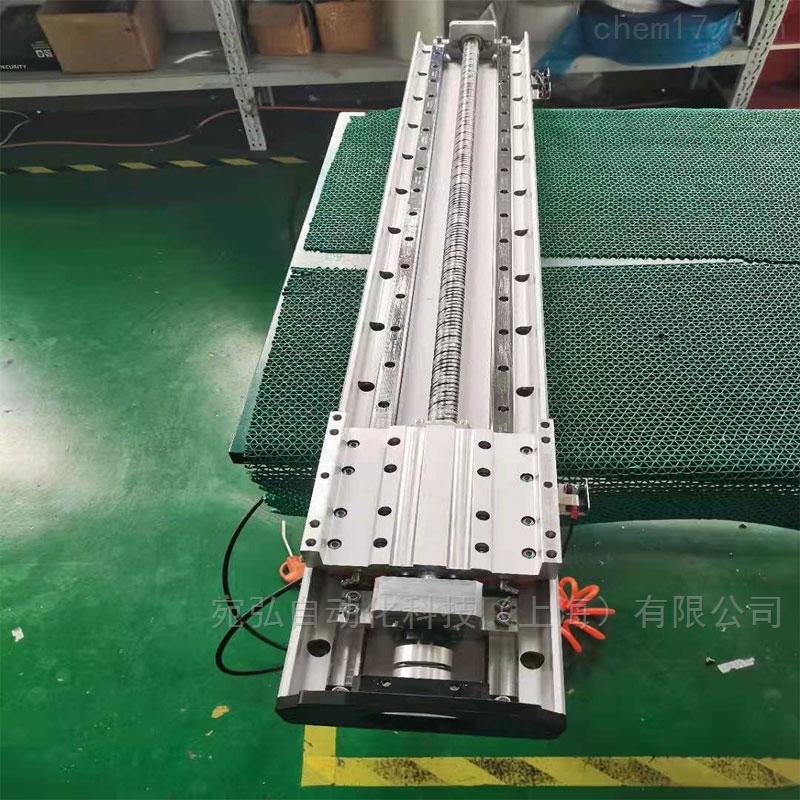 贵州丝杆半封闭模组