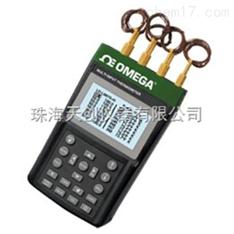 美国OMEGA公司多通道便携式温度计