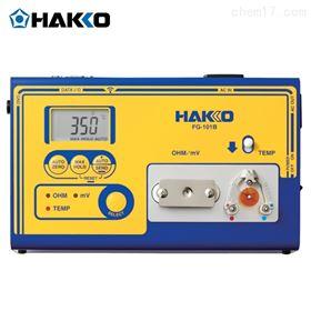 日本白光HAKKO烙铁头测温仪焊铁温度计