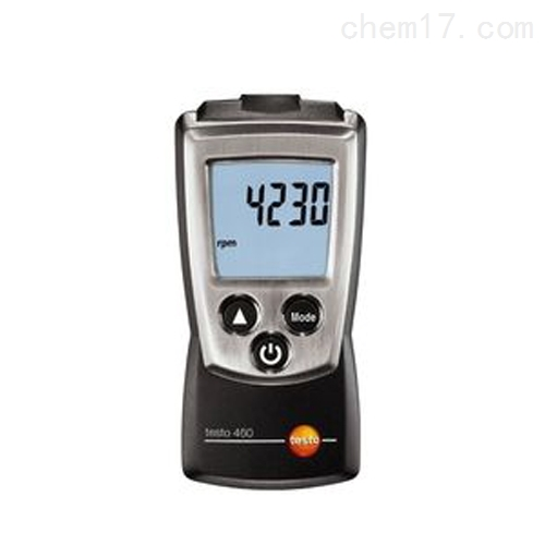 德图testo 460 - 光学转速测量仪