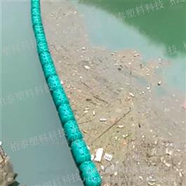 FT500*800自浮式组合管道抬揽塑料拦截警示拦污浮筒