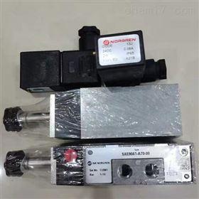 VCB22B517A-AB213J描述诺冠电磁阀,norgren电子样本