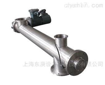 Ф10-Ф350mm,L<6000mm上海螺杆输送或双螺旋