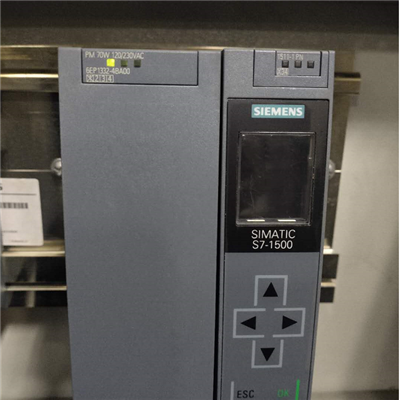 西门子CPU 1515F-2PN模块售后维修诊断中心