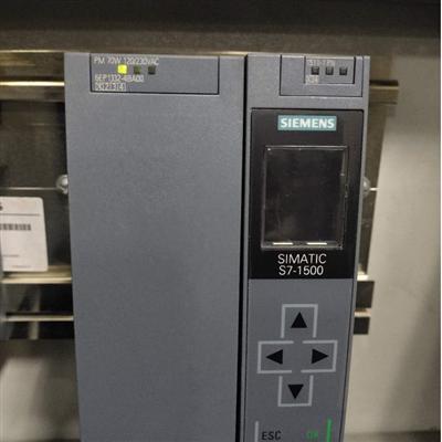 西门子S7-1500H CPU处理器修复诊断中心