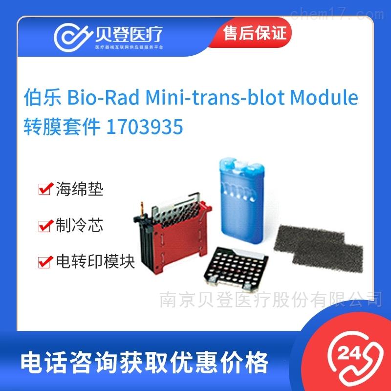 伯乐 Bio-Rad 转膜套件