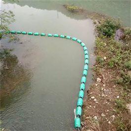 FT600*1000拦浮渣浮萍葫芦等污染环境拦污阻污塑料浮筒