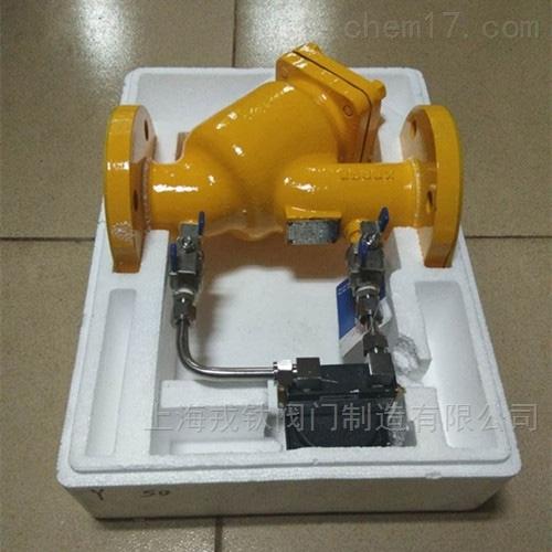 Y型燃气管道过滤器