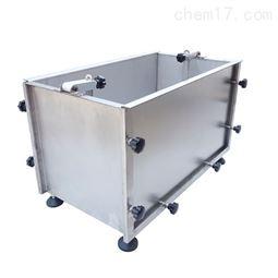 侧向膨胀量试验箱装置