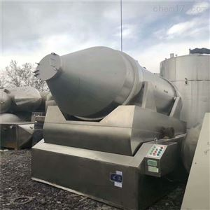 回收600升二手三维多向混合机